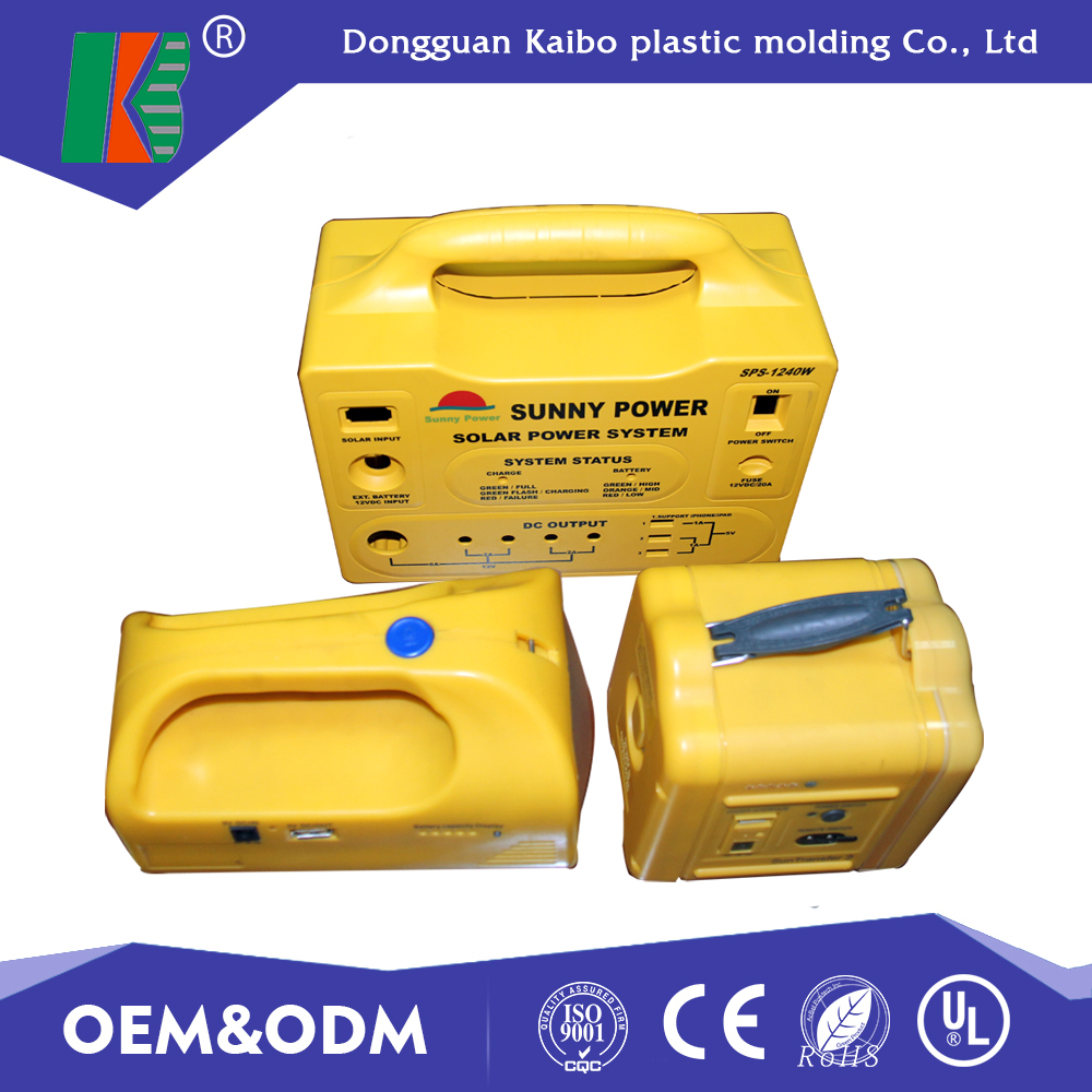New design high quality plastic car battery cover with TS16949
