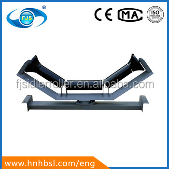 factory Supplier hard rubber plastic uhmwpe meterial conveyor friction aligning load roller