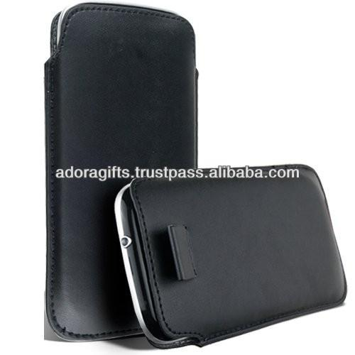 ADALMC - 0017 fancy cell phone hard cover cases / real leather mobile pouch / new arrival mobile phone protective case