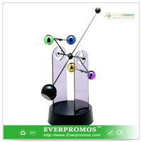 Jupiter12 inch Perpetual Motion Toy Kinetic Sculptures