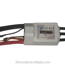 Surfboard Water-cooled brushless esc 90V 400A superior combo for rc bait boat