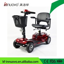 High Quality Cheap Electric Four Wheel Mobility Scooter for Disabled and Elderly