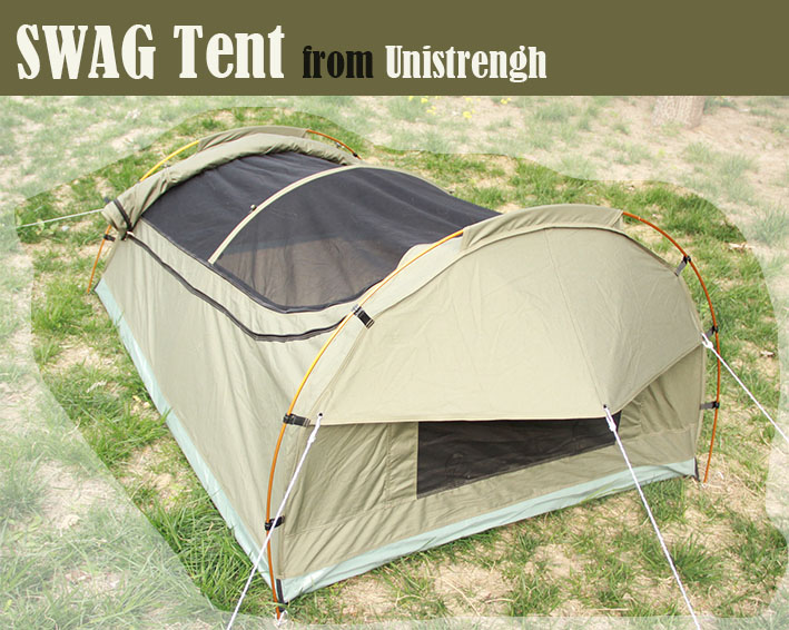 Fishing/ hunting wholesale Swag tent