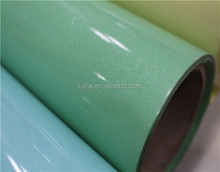 laminate pvc plastic film rolls for table