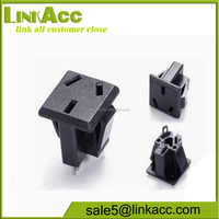 LKCL29 AC power outlet GB three - foot hole terminal three - door household industrial socket