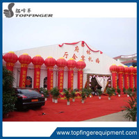 Air Conditioned Aluminium Frame Wedding tent Church Party Tents