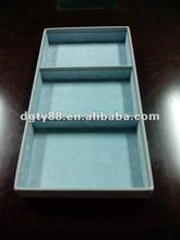 PC vacuum forming health care products inner packing tray of plastic
