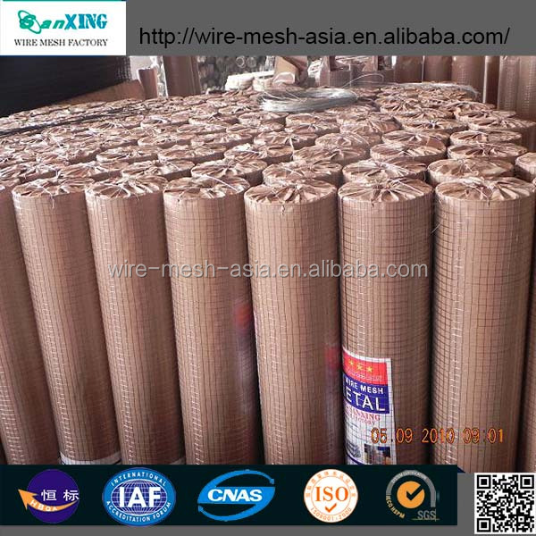 GI welded mesh/galvanized welded wire mesh/welded wire mesh fence