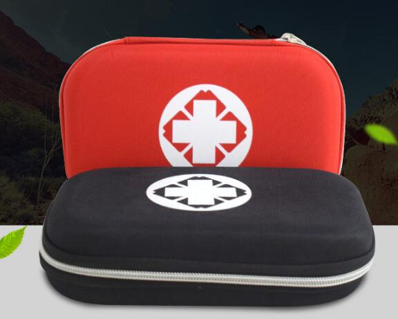 The beautiful portable medical first aid kit with high quality