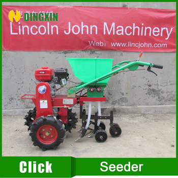 Manual 2 Rows Corn seeder with Fertilizer Function