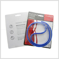 Kearing brand 60cm flexible plastic curve ruler with blister card package for fashion design#KF60