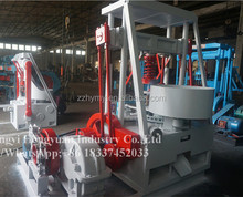 charcoal dust briquette coal powder briquetting press machine made in China