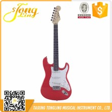 Wholesale Music Instruments Cheap Price custom electric guitar