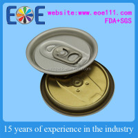 200 SOT (50mm) carbonated beverage dinks aluminum can lid