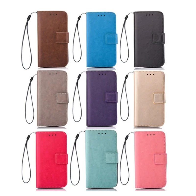 cheap case for apple iphone for iphone 7 case wallet pu leather bags case for iphone 6