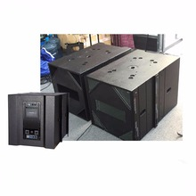 active professional speaker amplifier modul with DSP 650W 18 inch subwoofer