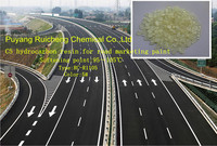 High quality Hydrocarbon petroleum resin C5 Used to make hot melt road marking paint