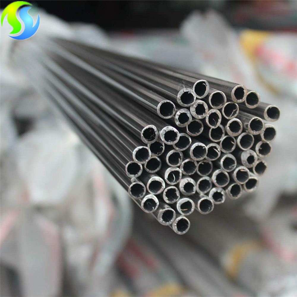 stainless steel tube pancake coil aisi 316L