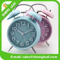 High quality flip alarm clock with flesh color