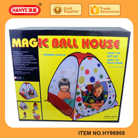 Most popular magic ball house tent funny toys for kids