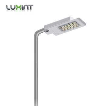 30w integrated fixture all in one solar led street light