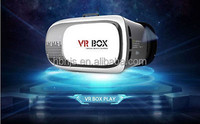 2016 new design hot sale Virtual reality glasses 3d movie glasses vr box 3d glasses with bluetooth remote controlled