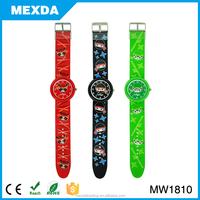 promotional new fashion kid quartz movement smart watch children
