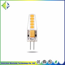 Shenzhen manufacturer and specilized in CE/ROHS 2W Corn Lamp g4 Led Electric Bulb