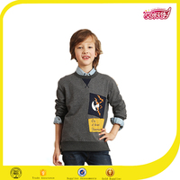 2016 latest fashion kids clothes boys tops and jeans photos boy cartoon top