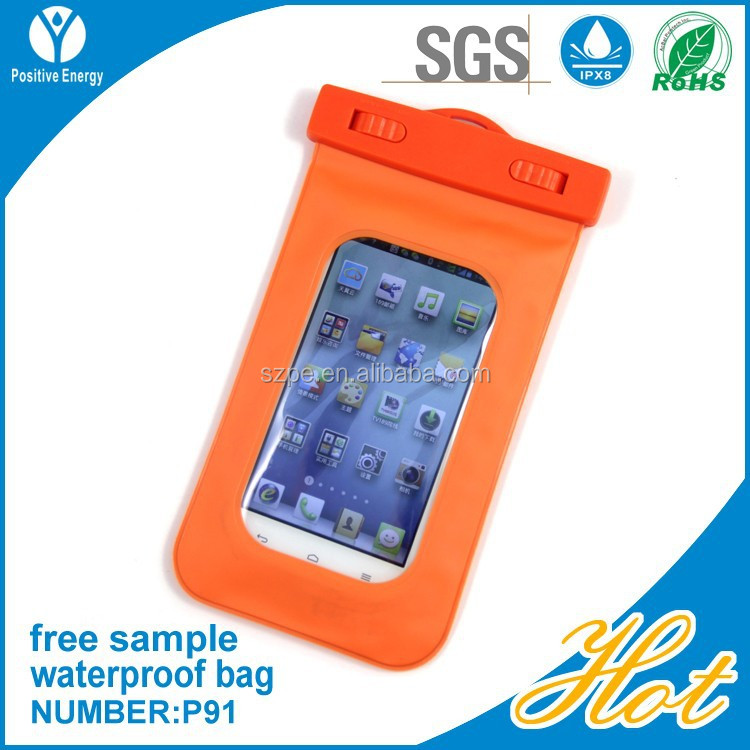 Blue 10.2 inch Waterproof Tablet Case
