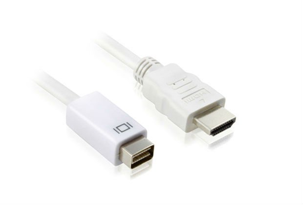Greenconnection Mini DVI to HDMI Male Converter Cable