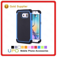 [UPO] Mobile Phone Accessories Smart Cover for Samsung S6 edge G9250 G925F Super Combo Case