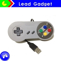 Top-selling in 2015 for SNES game controller to PC USB for Windows Newest Best quality