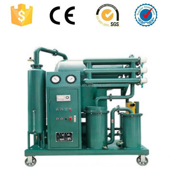 Transformer use oil purifier filtration machine