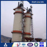Industrial new generation vertical quik lime kiln price