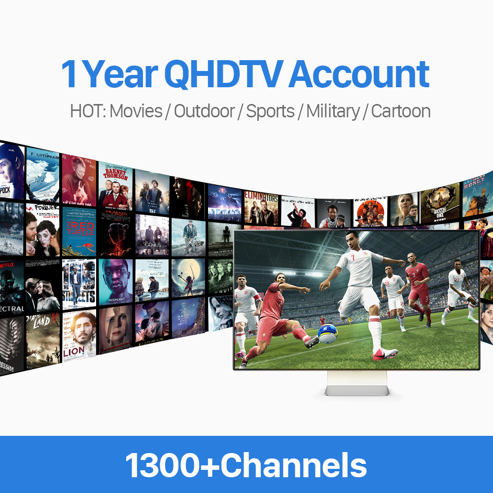 1 Year Saudia Arabia IPTV Subscription Arabic Premium Arabic News Arabic Sports IPTV Channels for 2017 smart tv box