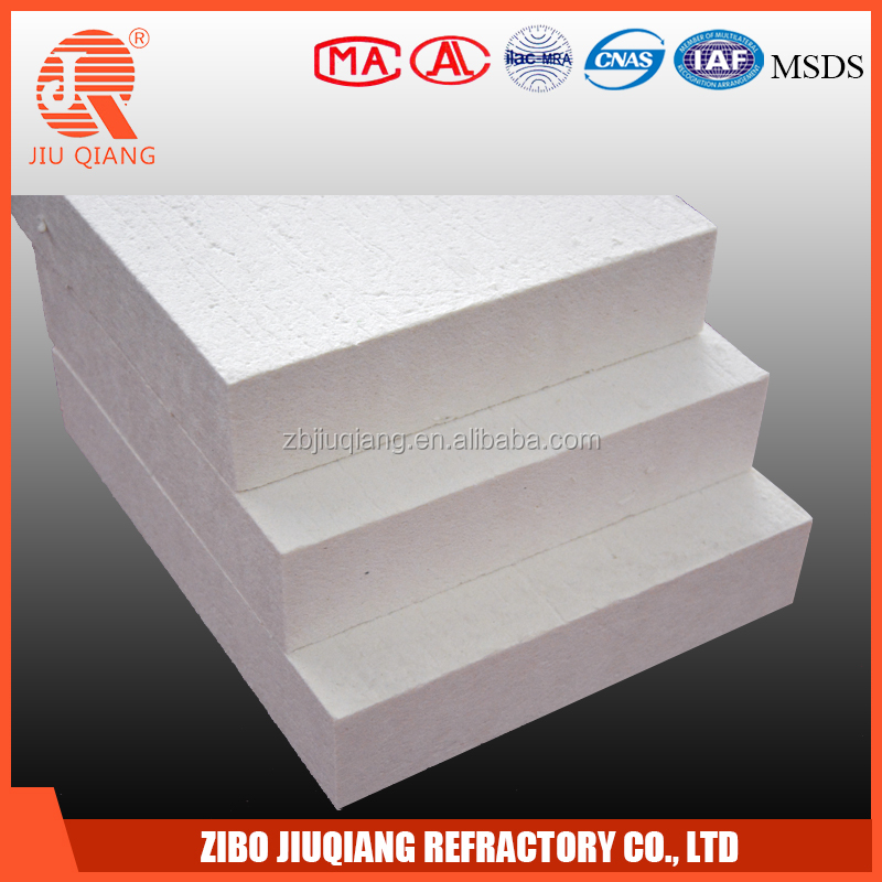 kao wool aluminum silicate ceramic fiber board for kiln