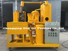 TOP Featured Marine Oil Filter Unit ,Frying Oil Purifier System, Cooking Oil Resuming Plant