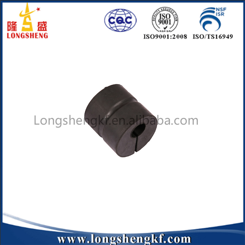 Hot Sale EPDM Cylinder Black Rubber Cushion Sleeves