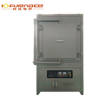 "1200c Large chamber Muffle Furnace (16x16x16"", 64 L,1200C max ) with Programmable Controller & Venting / 1200c muffle furnace"