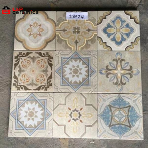 20x20 decorative morocco tile for floor and wall