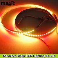 DC5V 144Pixel/m 7MM/CUT 144leds WS2812 LED Smart light