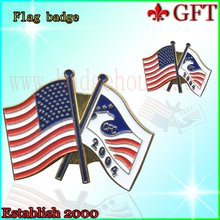 2012 best high quality flag pin