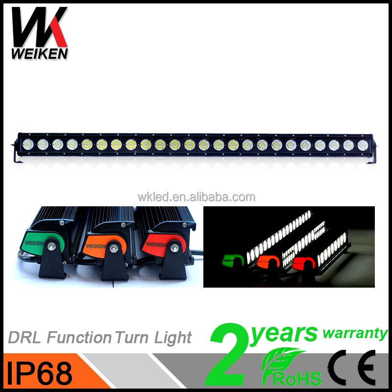 41inch 240w led light bar For 4x4 offroad Jeep Truck Boat Car Roof Top illuminator led light bar