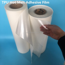 Thickness 0.06mm-0.20mm TPU hot melt adhesive for bonding Silicone