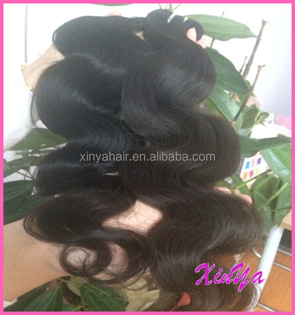High Quality Virgin Unprocessed Can dye hair extensions philippines