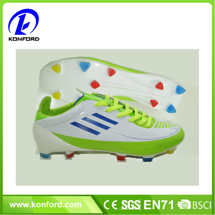 Men Boy Soccer Shoes Outdoor Sport Soccer Boots Football Sneakers Soccer Cleats