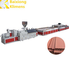 WPC/PVC Window and Door Profile Making Machine