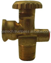 Pol Type Brass Valve for propane/ butane cylinders