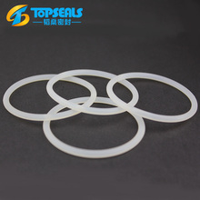 ice cream machine seal food grade silicone rubber clear o ring